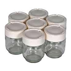 Набір баночок для йогуртниць Moulinex (7шт) A14A03 - фото 15474