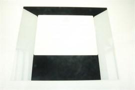 Скло дверцят зовнішнє для духовки Indesit (413x493мм) C00143402