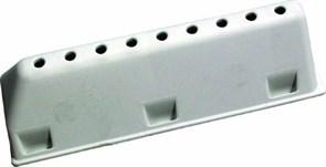 Ребро барабана для пральної машини Indesit Ariston (9 отворів 155мм) C00097565