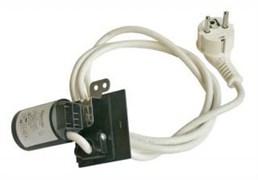 Мережевий фільтр з кабелем 1.5м для пральної машини Indesit Ariston C00091633