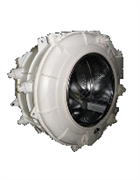 Бак в зборі для пральної машини Indesit Ariston C00194233
