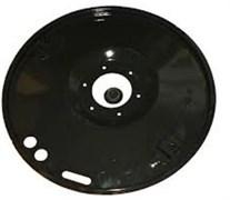 Кришка бака емалірована для пральної машини Indesit Ariston C00103440