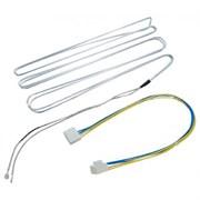 Тен відтайки 125W з термо-запобіжником 72°C для холодильника Indesit Ariston C00266867
