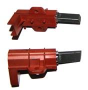 Щітки двигуна в корпусі 2 шт (5x12.5x32) Ariston Indesit