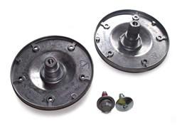 Опори барабана (2шт) для пральної машини Whirlpool 480110100802