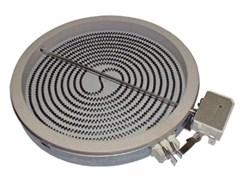 Конфорка склокераміка D = 175mm 1700W 230V для плит Whirlpool 481231018889