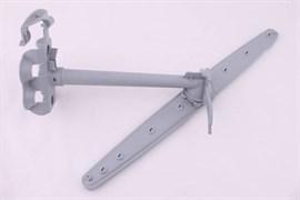 Розбризкувач верхній з трубою подачі води посудомийної машини Whirlpool 481236068693