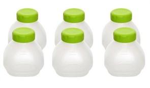 Набір пляшечок для йогуртниці Tefal 6шт XF102032