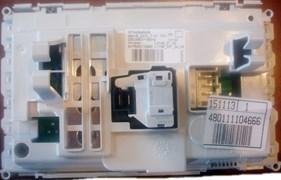 Плата модуль керування для пральної машини Whirlpool 480111104666