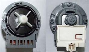 Помпа ASKOLL 34W (cпарені клеми під фішку) для пральної машини Indesit Ariston C00283641