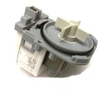 Помпа Askoll M50 для пральної машини Indesit Ariston (кріплення на 3-х Защібках) C00266228
