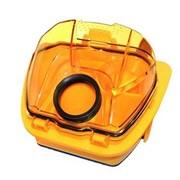 Контейнер в зборі для пилу для пилососа Rowenta жовтий RS-RT900110