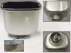 Відерце для хлібопічки Kenwood BM250/256/260/366 KW715072