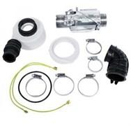 Тен проточний 2040Вт для посудомийної машини Whirlpool 481010518499