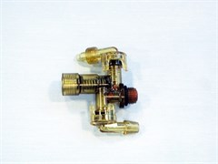Клапан By-Pass в зборі 3х-ходовий для кавоварки Ariete AT4026001000