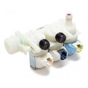 Клапан впускний 3/90 під фішку для пральної машини Indesit Ariston C00110331