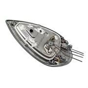 Підошва (металокераміка) в зборі для праски Tefal 2400W 240V CS-00121920