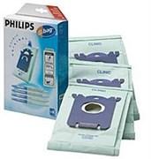 Набір мішків (4 шт) FC8022/04 для пилососа Philips 883802204010