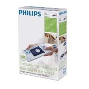 Набір мішків (4 шт) FC8023/04 для пилососа Philips 883802304010