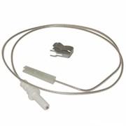 Свічка електропідпалу для газової плити Whirlpool L = 520mm 481931023661