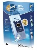 Мішок з мікроволокна S-Bag Anti-Odour E203B для пилососа Philips 9001684597 9001660068 (900166006)