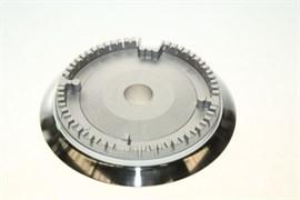 Пальник - рассекатель велика для газової плити Indesit C00136243 (91мм)