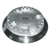 Пальник - рассекатель середня для газової плити Indesit C00136244 (D = 65мм)