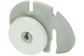 Комплект роликів та тримачів (2шт) до нижнього ящика посудомийної машини Electrolux 50269766007