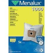 Комплект мішків з мікроволокна 1000 та фільтр двигуна для пилососа Electrolux 9001961326 (900196132)