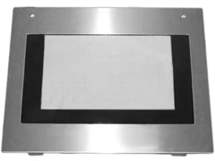 Скло двері зовнішнє для духовки AEG 3428356020