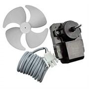 Двигун вентилятора з крильчаткою для морозильної камери Electrolux 2260065319