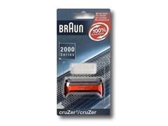 Сітка бритвенная серії 2000 (червона) для бритви Braun 67091064