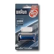Сітка бритвенная серії 2000 (блакитна) для бритви Braun 67091065