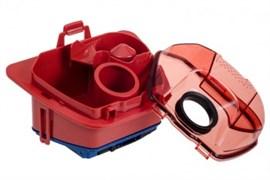 Контейнер в зборі для пилу для пилососа Rowenta червоний RS-RT900101