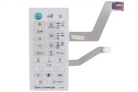 Панель керування сенсорна для мікрохвильової печі Samsung CE1110R DE34-00185B