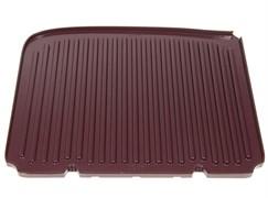 Пластина жарочна верхня для електрогриля Delonghi KB1027