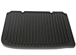Пластина жарочна нижня для електрогриля Delonghi KB1006