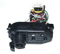 Мотор з редуктором для м'ясорубки Moulinex MS-651371