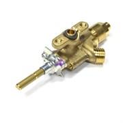 Кран газовий великої конфорки для газової плити Electrolux 3429075082