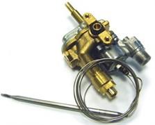 Кран газовий духової шафи з термостатом для газової плити Zanussi 3577229093