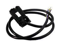 Клемний блок 4-х позиційний з кабелем для варильної панелі Electrolux 8086610071