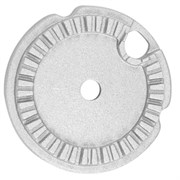 Пальник розсікач середній для газової плити Electrolux 3540138017