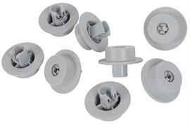 Колеса (8шт.) нижнього ящика для посудомийної машини Electrolux 4055072138