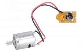 Мотор турбощітки для акумуляторного пилососа 12V Electrolux 4055061495