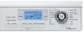 Передня кришка панелі управління і дозатора для пральної машини Electrolux 8078170027