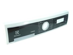 Передня кришка панелі управління пральної машини Electrolux 140050410012