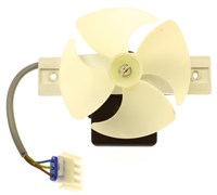 Мотор вентилятора ESF-2 1.8W 240V з крильчаткою морозильної камери Electrolux 2425742026
