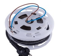 Бобіна мережевого шнура в зборі для пилососа Rowenta RS-RT3704