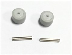 Ролик малий турбощітки акумуляторного пилососа Electrolux 4055183604