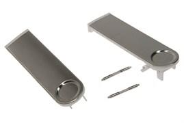 Защібки для соковижималки Braun J500WH (2шт) 7322510234